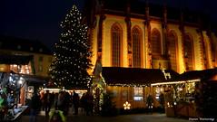 Würzburger Weihnachtsmarkt (diwe39) Tags: würzburg weihnachtsmarkt marienkapelle winter201617