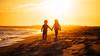 Siblings [explored] (reclaimednj) Tags: children kids goldenhour longbeachtownship newjersey unitedstates us lbi holgate beach
