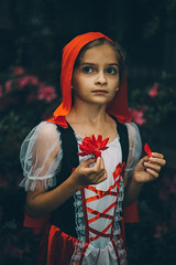 Little Red Riding Hood (AGraddyPhoto) Tags: canon canoneos6d canonef50mmf18stm adamgraddyphotography agraddyphoto child halloween portrait daughter prettygirl flickr littleredridinghood