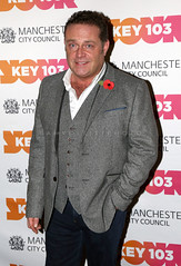 "John Thomson - Manchester Christmas Lights Switch On - 4/11/2016 (sampollittphoto) Tags: johnthomson ""manchester christmas lights switch on"" actor ""albert square"" xmas manchester england uk ""united kingdom"" europe"