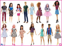 2017 Barbie Fashionistas Collection Dolls (Blog Ken Doll) Tags: 2017 2016 new dolls collection barbie fashionistas curvy petite tall original black african american blond red hair latina brunette ken ryan steven doll blog tutu cool style checked emerald lilac dazzle zig zag 46 50 51 52 53 55 54 56 57 hip hoddie casual stripes and white