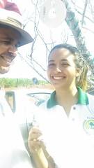 Nilson Fernandes e Maria Eduarda Bim (GABRASIL) Tags: pai e filha bebedouro