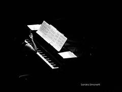 Prima delle note (sandra_simonetti88) Tags: pianista francescaolgacocchi pianist piano pianoforte musica music suonare play playmusic spartiti note bn bw bianconero prima momenti tenerezza tasti tastiera luce ombra shadows concerto performance palco stage concert teatrodelleali