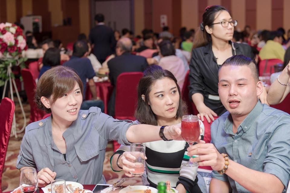 台南婚攝 婚禮紀錄 情定婚宴城堡 C & M 166