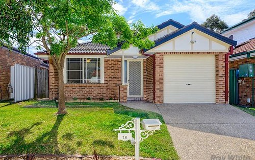 16 Glengyle Court, Wattle Grove NSW 2173