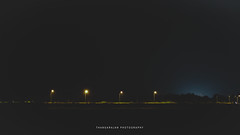 Sreet Lights (dtrajan) Tags: andhrapradesh chittoor fog highways india landscape led light matte mist night nightphotography outdoor photography scenic view