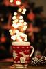 Christmas lights (dessiredd) Tags: home red tea lights christmas