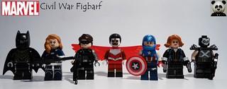 Civil War (Comics) Figbarf