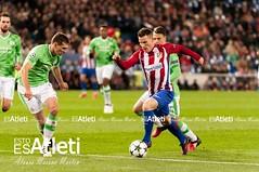 Atltico de Madrid (2-0) PSV (Esto es Atleti) Tags: championsleague uefachampionsleague psv fasedegrupos atleti gameiro carrasco