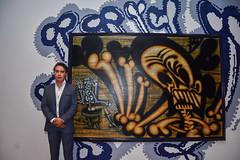 Gobierno de Oaxaca, El arte del cubano Carlos Luna, se exhibe en el Museo de los Pintores Oaxaqueos (GobOax) Tags: oaxaca oaxaqueos gabino cue octubre bienestar progreso 2016 arte cubano museo seculta artista exposicion riquezacultural sabidura obra instalaciones armona historia entornossociales pases humanidad publico piezas privilegio trabajo familia eleccin resultado inspiracin tcnica conexin vinculacin pintura tapices transicin manesanchez paz centrohistrico televisa forotv tvazteca canal22 internet milenio