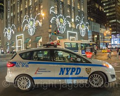 NYPD Traffic Enforcement Vehicle, Tiffany Fifth Avenue, New York City (jag9889) Tags: tiffany jag9889 trafficenforcement night policecar nypd car decoration fifthavenue outdoor 2016 christmas holiday 20161201 5thavenue auto automobile finest firstresponder jeweler jewelry lawenforcement luxury newyorkcitypolicedepartment patrol policedepartment policepatrolcar retailer transportation vehicle newyork unitedstates us