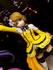 love Live Chile stand (Dollymoe) Tags: lovelive figures figure anime love live plastic toys collection convention maki rin nozo honoka umi eli hanao nozomi tojo nikishino hoshizora sonoda