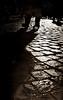 Black shadow (Claudio Taras) Tags: claudio contrasto controluce canona1 35mmfilm 50mm1 8fd street shadow streetshot bw bokeh biancoenero black monocromo monochrom taras trier trix r09