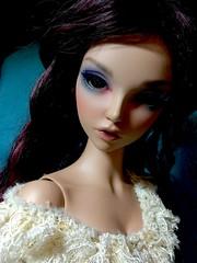 Fairyland Scarlet (Bazangi) Tags: fairyland f60 scarlet bjd abjd doll tan