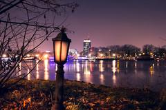 Hidden lantern (Master Iksi) Tags: lantern belgrade beograd canon 700d srbija serbia night lights light river city outdoor street amazing sky nature landscape
