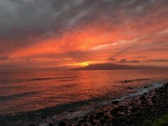 Lahaina Sunset (Thanks for over 1.5 Million Views!) Tags: lahaina maui hawaii iphone7 iphone7plus