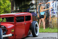 Testosterone, Estrogen, and Paint (Mark Birkle) Tags: trestle original red hot sexy ford 1948 ass female rural train graffiti foxy diy photo cool model rat aluminum paint flat image kick body head cam grunge low country 1938 wheels bad picture engine smith retro chevy clay wicked heads rod motor kelsey hayes custom 1928 grind v8 transmission kool s10 oneoff flatty 5speed ¾ rodder a 8ba