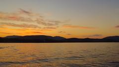 Summer sunset (tonemaurstad) Tags: sunset norway canon solnedgang lightroom hurdal tonemaurstad