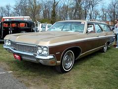 1970 Chevy Kingswood Estate (splattergraphics) Tags: wagon chevy 1970 impala carlisle carshow stationwagon carlislepa kingswood springcarlisle kingswoodestate