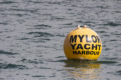Buoy (sequentialogic) Tags: river cornwall yacht fal mylor carrickroads