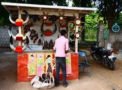 Sri Ranganathaswamy Temple (Sudhir i in the sky :)) Tags: temple sri mysore srirangapatna ranganathaswamy