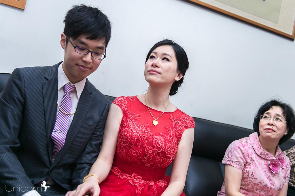 《婚攝一条》子堯 & 仁芳 / 訂婚儀式