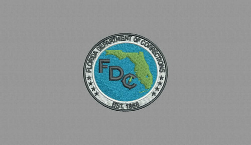 FDC - embroidery digitizing by Indian Digitizer - IndianDigitizer.com