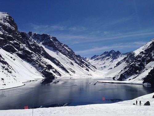 Winter at the Laguna