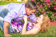 Krista&Patrick-20150913-382 (Frank Kloskowski) Tags: people georgia engagement couple patrick buford floweres kristamarie