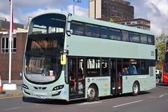 National Express West Midlands Demonstrator 4798 BX14TJV (Will Swain) Tags: city uk travel ireland england dublin west bus buses demo birmingham october britain centre transport national registered express 9th midland midlands numbered dm2 demonstrator nx 2015 4798 nxwm 141d21502 bx14tjv