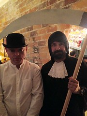Halloween 2015 (JRRollins) Tags: halloween scythe aclockworkorange ruthbaderginsburg