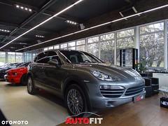 Porsche Cayenne 3.0 Diesel Tiptronic AutoFit_pl 5 (Auto Fit Gdynia) Tags: cayenne porsche tiptronic