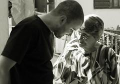 Conselhos da dona Maria (fb.com/projetogirassolpoa) Tags: projetogirassol lardaamizade idosos cegos caridade gratidão voluntariado pedidosdenatal trabalhovoluntário