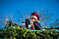 Auf Dem Weihnachtsmarkt (Rainer Beyer) Tags: santa christmas de deutschland claus kiel schleswigholstein