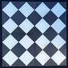 RTS11 Checker MeaLu Collection Cement Tile by Rustico Tile and Stone (mcstandr) Tags: kitchen wall tile bathroom mural floor mosaic decorative cement spanish decorating flooring encaustic interiordesign tilefloor décor backsplash floortile interiordecorator cementtile encaustictile