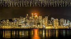 harbour view under Christmas (Kai-Ming :-))) Tags: light sea building night hongkong iso200 sony christmasdecoration refection aia victoriaharbour citygarden stareffect tsimshatsuieast kaiming islandeasterncorridor aiatower ilce7m2 kmwhk hongkongislandharbourgrandhotel