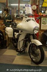 Sammy Miller Motorcycle Museum (Howie1967) Tags: new original classic bike museum vintage display hampshire miller motorcycle restored sammy milton
