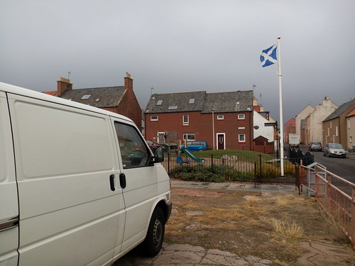 Dunbar, Écosse