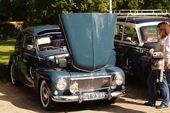 1962 Volvo PV 544 C (NielsdeWit) Tags: volvo beurs pv544 klassieker autotron rosmalen gt9399 nielsdewit sidecode1