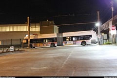 Silly bus, You are not a gate, You are drunk! Go home! (Seluryar) Tags: new ohio bus flyer articulated akron