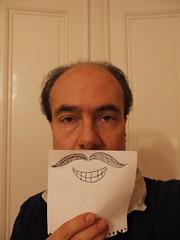 Fake (nilsw) Tags: mustasch fotosondag fs151129