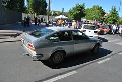 Alfa Romeo Alfetta GT (TAPS91) Tags: solo alfa romeo gt cuore alfetta 2 raduno carburatore