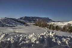 IM5_0737 (gravalosantonio) Tags: golf invierno peña jaca oroel jacetania leres campogolf banaguas peñaoroel hoyo9