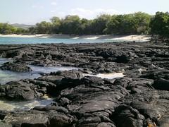 Beaches on the Big Island, Hawaii (LarrynJill) Tags: sea beach nature hawaii shore bigisland kona