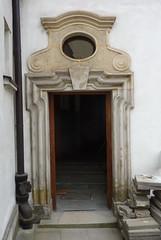Krakov, kostel sv. Josefa (3) (ladabar) Tags: portal kraków cracow cracovia krakau krakov portál
