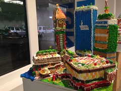 Boston's Gingerbread Sculptures! (Polterguy30) Tags: sculpture boston massachusetts gingerbread sculptures