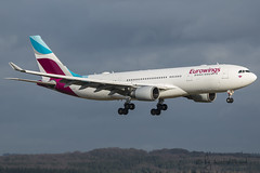D-AXGA Eurowings Airbus A330-203 (°TKPhotography°) Tags: flickrelite