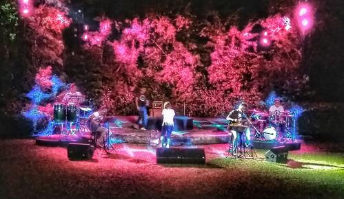 Concert at Cicada Market Hua Hin