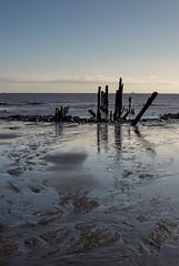 Spurn Point Coast (mhardie86) Tags: spurnpoint yorkshirewildlifetrust autumn sky coast views view beachscape beach coastalview bluesky image imageoff shadow mirror nikond610