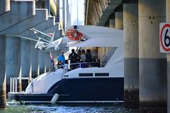 DSC_0113 (LoxPix2) Tags: loxpix queensland southport surfersparadise beach river boat architecture building bridge australia 2016